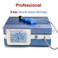 new arrival shock wave therapy machine to treat pain in join...