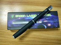 Green laser pointer 2 in 1 Star Cap Pattern 532nm 5mw Green ...