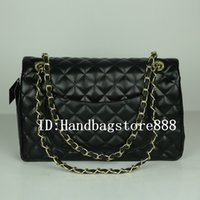 Hot Luxury Brand Classical Bags with Gold Chain Shoulder bag...