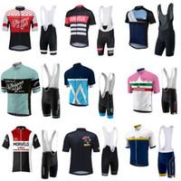2020 تنفس الرجال الصيف دراجة سباق الملابس المغلق الدراجات جيرسي روبا ciclismo mtb دراجة bib السراويل مجموعة C627-9