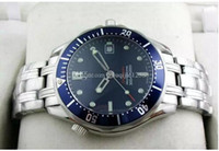 2016 Luxury Mens Professional 300m James Bond 007 Blue Dial ...