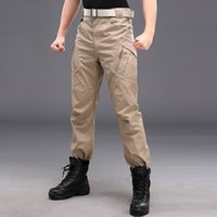 IX9 Men City Tactical Pants Multi Pockets Cargo Pants Combat...