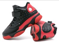 Hot New Kids shoes Children J13s Basketball shoes High Quali...