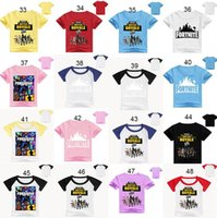 65 Styles Fortnite T- shirt Men' s Summer Cool Printed 3D...