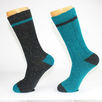 960a1305147 Merino Wool Men Socks Upscale Color Point Yarn Soft Winter Warm Coolmax  Compression Striped Brand Male  S Ankle Boot Socks