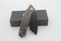 High Quality Custom Skike Flipper Folding Knife Cts- xhp Blad...