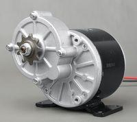 MY1016Z3 350 Вт 24 В постоянного тока щетка двигателя E-велосипед щеткой передач замедления двигателя E велосипед скутер мотоцикл DC мотор-редуктор