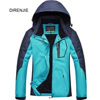 DIRENJIE Woman Summer Spring Waterproof Trekking Hiking Outd...