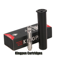 Kingpen Cartridges New Box Package 0. 5ml 1. 0ml Pyrex Glass T...