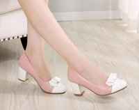 Free send Hot spring New style Korean Single shoes women...