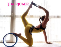 JIGERJOGER One Piece Yoga Pilates Body Balance tuta sportiva Body Backless stile brasiliano girocollo halte Sport Catsuit