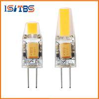 G4 LED Lampe 3W 6W G4 COB LED-Birnen-12V AC / DC Mini G4 LED Licht 360 Strahlungswinkel ersetzen Halogen-Lampe Kronleuchter Lichter