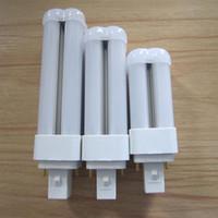 슈퍼 밝은 알루미늄 판매 LED 옥수수 빛 LED 가로 램프 E27 G24D G24Q 하이라이트 5W 8W 10W 12W SMD 2835 옥수수 전구
