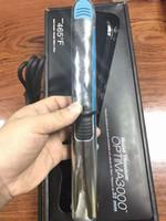 플랫 아이언 이오니아 헤어 스트레이트너 Na-no Titanium Prima3000 이오니아 스트레이트 너 헤어 컬링 아이언 1.25 인치, 1-1 / 4 DHL Dropship