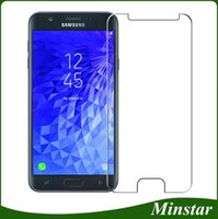 Clear Mobile Phone Screen Protector For Samsung Galaxy J7 20...