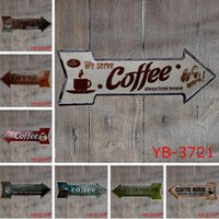 New 20pcs Coffee Beer Garage cupcake Exit Vintage Arrow Irre...