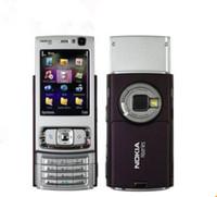 Original desbloqueado Nokia N95 teléfono móvil 5MP 3G WIFI GPS restaurado teléfono móvil