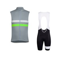 Rapha Team Radfahren Sleeveless Jersey (Lätzchen) Maillot Shorts Sets Pro Clothing Mountain Atmungsaktive Rennsport Fahrrad Weiche Hautfreundlich Kann 42609 mischen