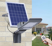 Edison2011 2018 NEW Solar Led Street Light Floodlight 20W 30...