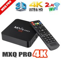 Android 7. 1 TV Box MXQ Pro Amlogic S905W 1GB 8GB KD 17. 6 Ful...