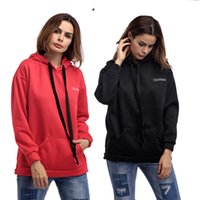 women fashion hooded pullovers street fashion style soild Cl...