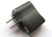 شاحن الحائط الأسود USB AC التيار الكهربائي محول الجدار شاحن MP3 الولايات المتحدة الأمريكية التوصيل العمل ل EGO-T EGO Battery MP3 MP4 LLFA
