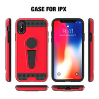 Shockproof Armor Phone Case For iphone X XS XR MAX 8 7 6 6S ...