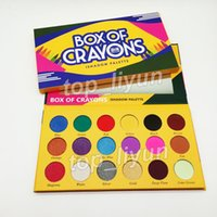 Newest makeup Box of Crayons iShadow eye shadow Palette Beau...