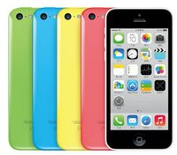 100% Original Apple iPhone 5C IOS8 4. 0 inch 4G LTE Refurbish...