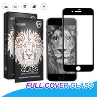 For iPhone X Full Cover Tempered Glass Curved Screen Protect...