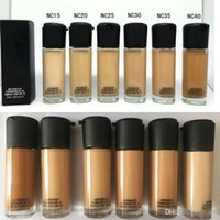 NC MATCHMASTER Liquid Foundation 35ML Makeup Studio Fix Foun...