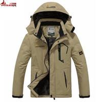 UNCOBOROR 겨울 재킷 남성 여성 착실히 보내다 양털 두꺼운 따뜻한 코튼 다운 코트 방수 방풍 파카 남성 브랜드 의류