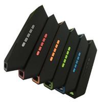 SC-208 Беспроводной динамик A2DP Стереоплеер Megabass Беспроводной Bluetooth-динамик Handsfree TF Card AUX 3.5 мм DHL