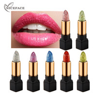 Original NICEFACE Magic Temperature Change Color Lip Stick W...