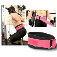 Weightlifting Belt Professional Adjustable Breathable Sports...