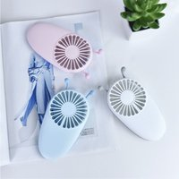 Mini condicionador de ar recarregável Cooler Fan bateria portátil de mão USB