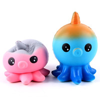 New Cute squishies Octopus Scented Squishy Slow Rising Squee...