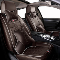 Automobiles Leather Universal car seat cover For Mazda 2 3 6...