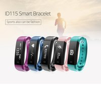 ID115HR Smart Bracelets Wristband ID115 HR Heart Rate Monito...