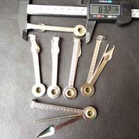 3 em 1 ferramenta de limpeza de tubo de fumo ferramenta de aço inoxidável limpador de tubo de aço inoxidável 3.2inch pick colher adulterar acessórios de design de faca
