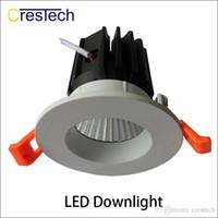 Certification de plafonnier LED d'intérieur Lumières LED professionnelles Usine LED Grille Downlight bureau à domicile cuisine bathroon lumière intérieure
