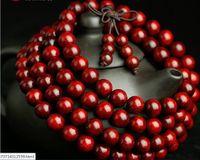 Листовка палисандр браслет 108 браслеты с маслянистой 6 / 8 мм любовник высокое масло бусины бусины ювелирные изделия