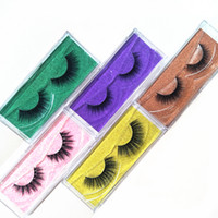 Seashine 3D Mink eyelashes Thick real mink HAIR false eyelas...