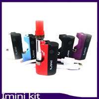 Imini vape Kit de cartuchos con cartuchos Liberty V1 500mAh Vape Precalentamiento VV Mod Fit Liberty v9 v10 v14 Th205 MT6 G5 G2 0268073