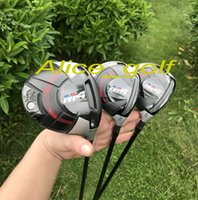 2018 New M4 golf driver 3#5# fairway woods with graphite sha...