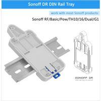 Itead Sonoff DR Solution de support de boîtier de rail monté sur rail DIN pour sonoff monté sur le rail de guidage