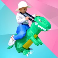 Halloween Kids Dinosaur Costume Toddler Inflatable T Rex Out...