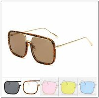8 Colors Brand Design Sunglasses Unisex Retro Square Googles...