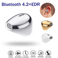 New Wireless Earphone Bluetooth headphone Portable Mini Head...