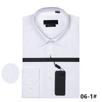 Verkauf Männer Hemden Marke Kleidung Mode Camisa Social Casual Männer Hemd Twill Slim Fit Langarm Camisa Masculina